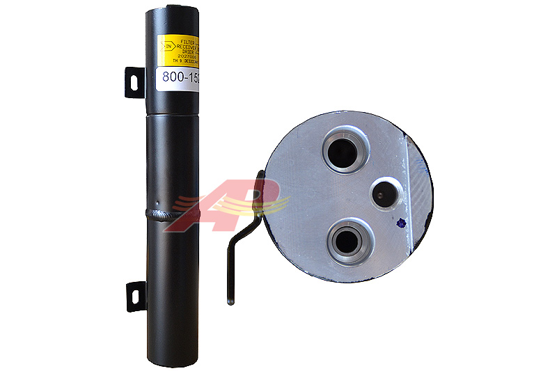 800-152 - Receiver Drier - 46mm x 300mm - #6 Pad Mount