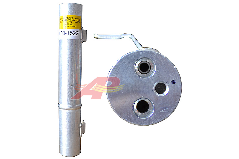 800-1522 - Receiver Drier - 46mm x 300mm - #6 Pad Mount