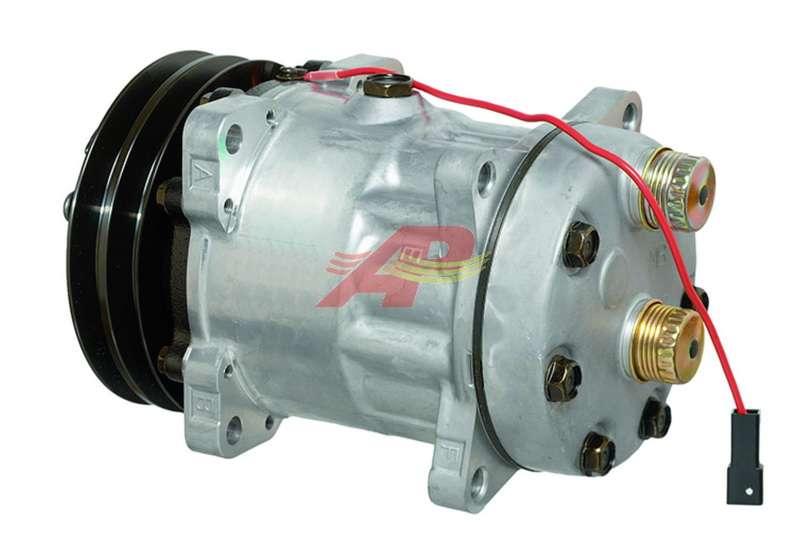 509-5673 - Compressor Aftermarket - Sanden SD7H15, 12v