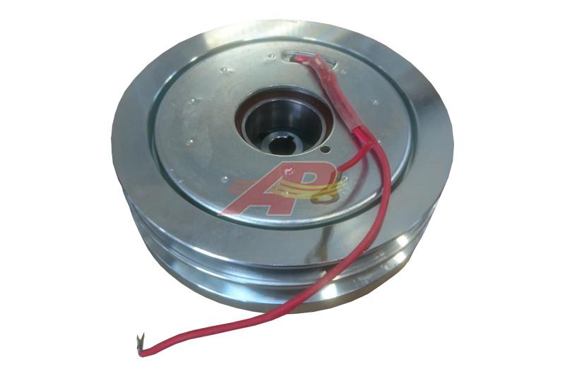 600-9715 - Compressor Clutch OEM - Sanden SD7H15, 2 Grooves, 152mm, 12 Volt