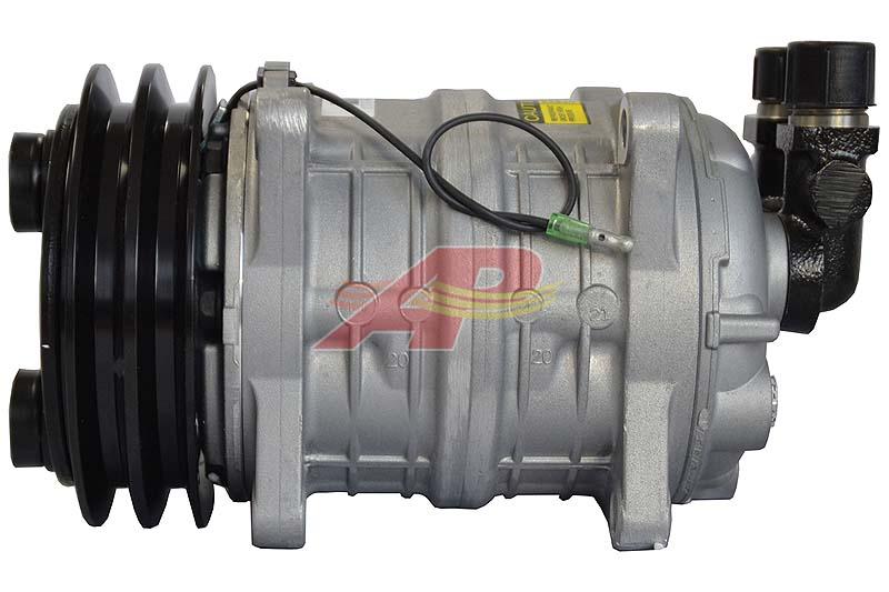 506-779V - Compressor Original - Seltec TM-15HD, 2 Grooves, 12v