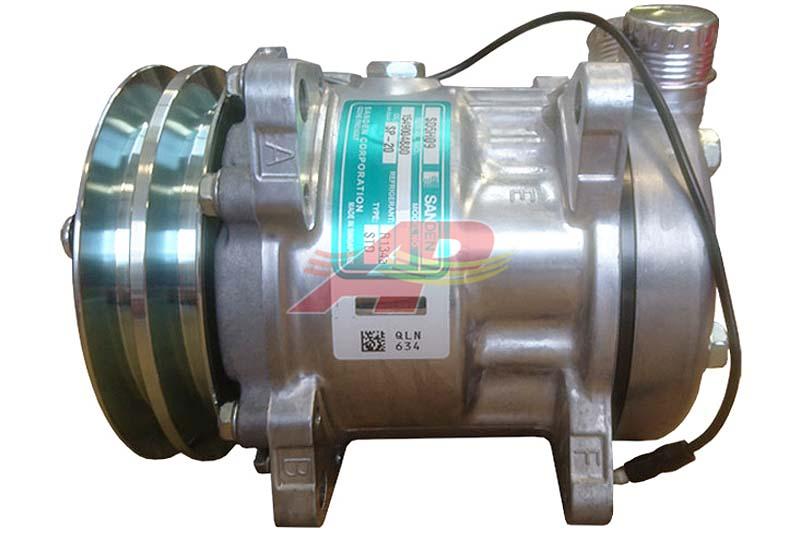 509-3951 - Compressor Original - Sanden SD5H09, 12v