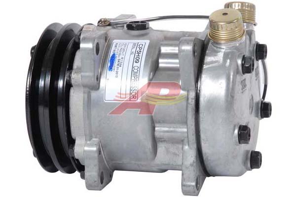 509-39513 - Compressor Aftermarket - Sanden SD5H09, 12v