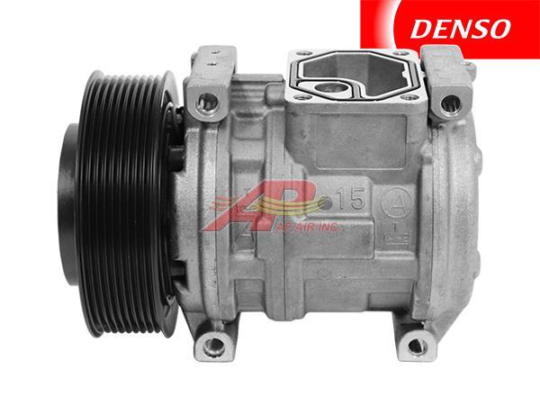 503-1214 - Compressor Original, Denso 10PA15C, 9 Grooves, 24v