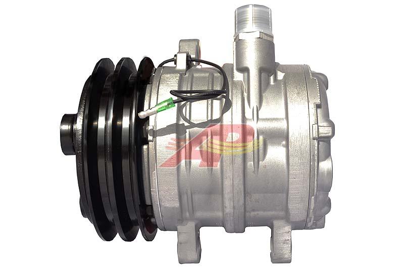 506-768 - Compressor Original - Seltec TM-08, 2 Grooves, 12v