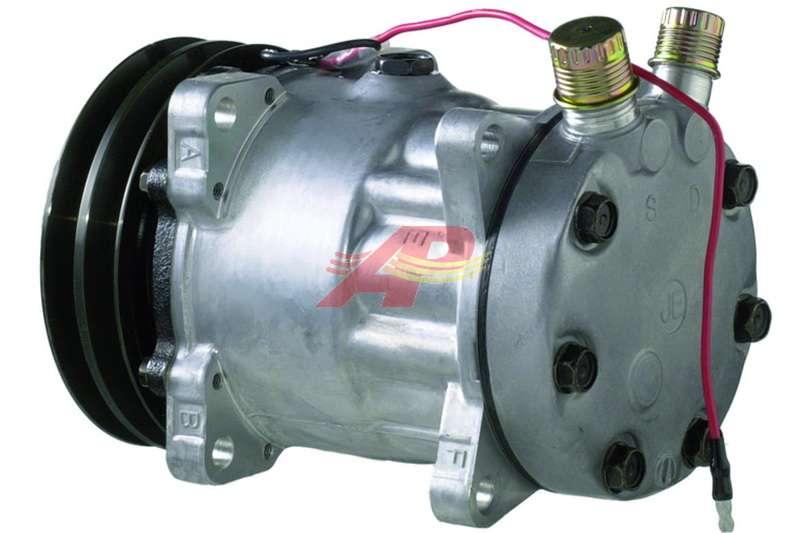 509-43413 - Compressor Aftermarket - Sanden SD7H15, 12v
