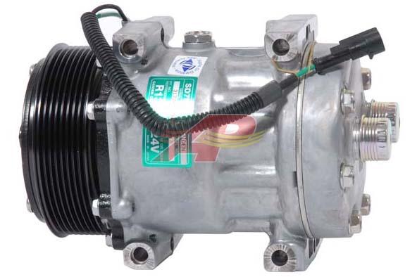 509-5984 - Compressor Original - Sanden SD7H15, 24v