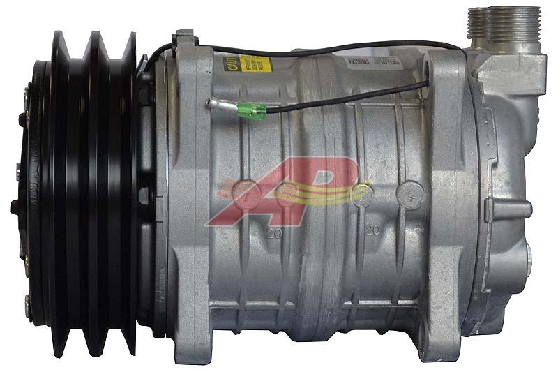506-808 - Compressor Original - Seltec TM-15HD , 2 Grooves, 12v