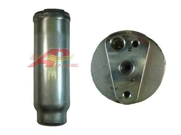 805-695 - Receiver Drier - 60mm x 186mm - Pad Mount