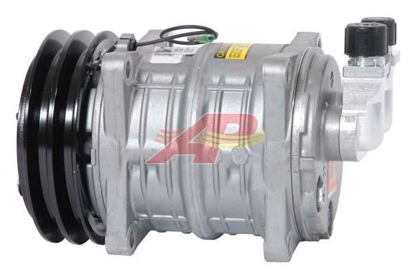 506-795 - Compressor Original - Seltec TM-13HD, 2 Grooves, 12v