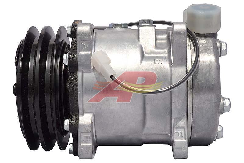 509-3983 - Compressor Aftermarket - Sanden SD5H11, 12v