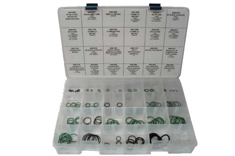 440-1010UK - Agricultural O-Ring Assortment
