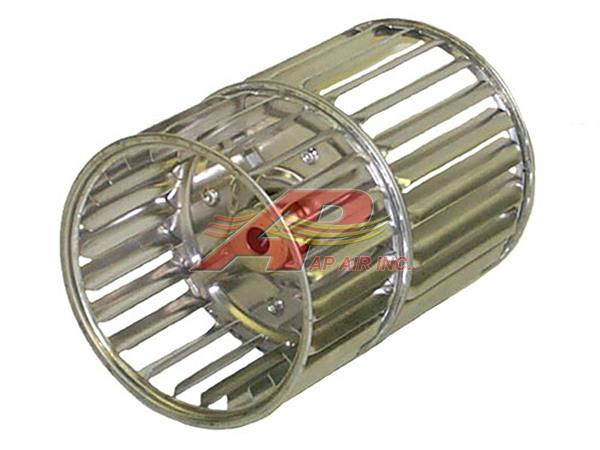 BW212 - Blower Wheel, 108mm