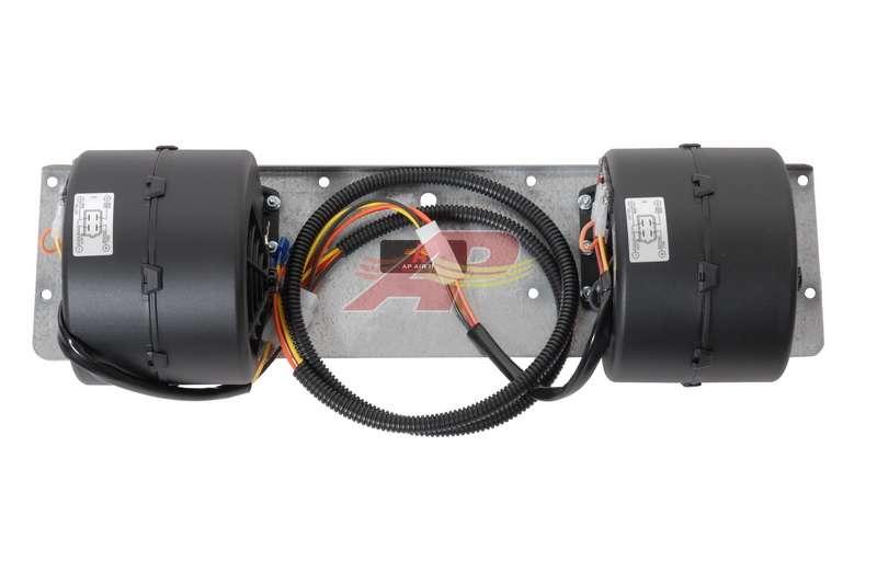 BM4022 - Blower Motor OEM, 12v, 3 Speed