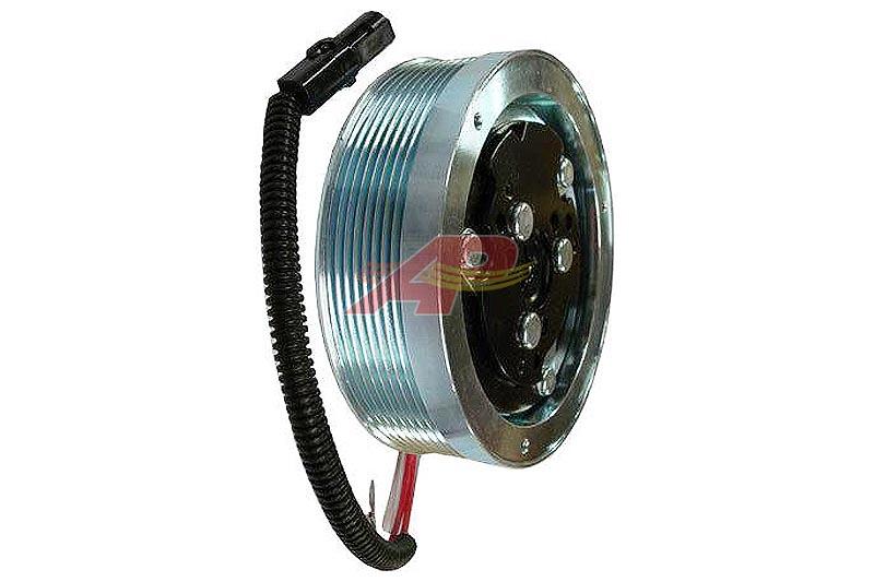 600-9851 - Compressor Clutch - Sanden SD7H15, 8 Grooves, 152mm, 12v