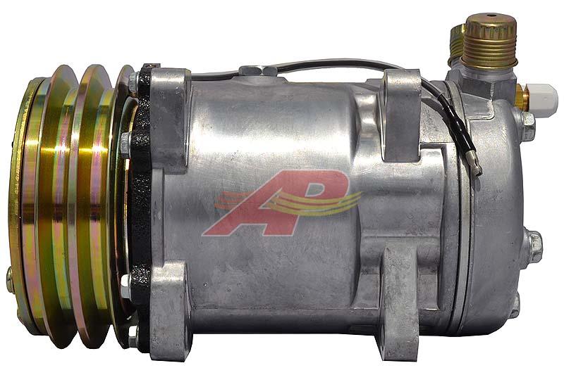 509-4103 - Compressor Aftermarket - Sanden SD510, 12v