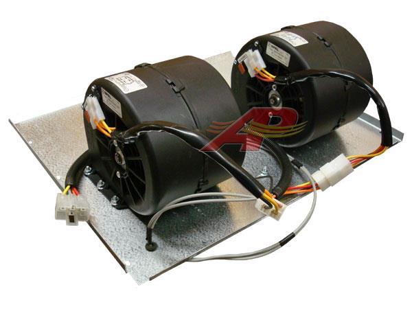 BM4054 - Blower Motor Spal, 12v