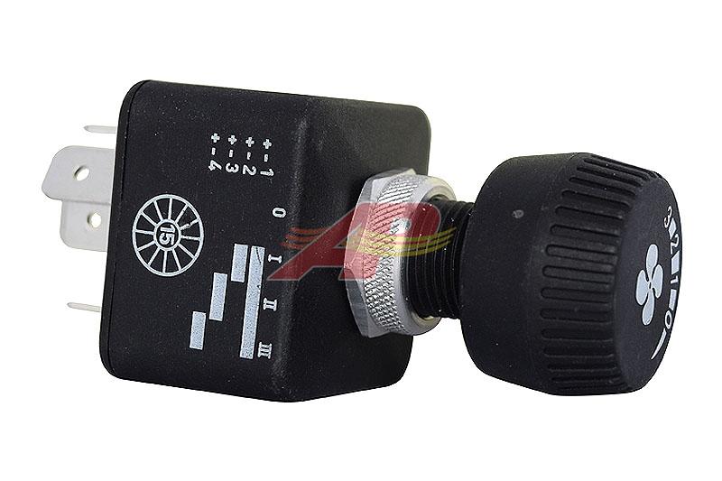 205-155 - Blower Motor Switch