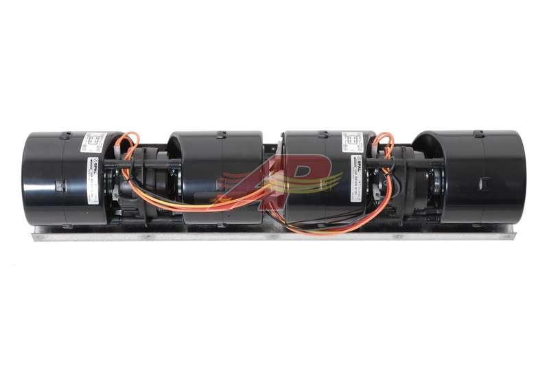 BM4029 - Blower Motor Spal, 12v, 3 Speed, Double Blower Unit