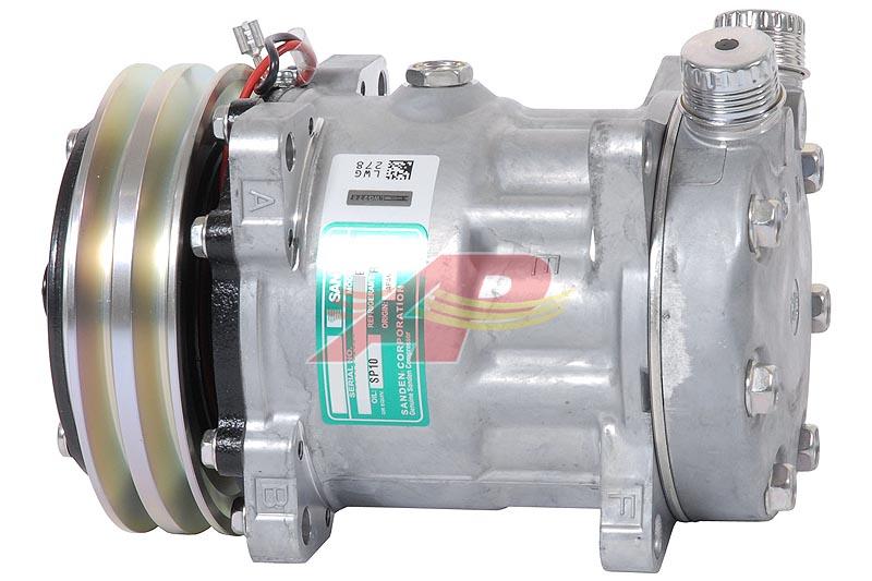 509-5552 - Compressor Original - Sanden SD7H15, 12v