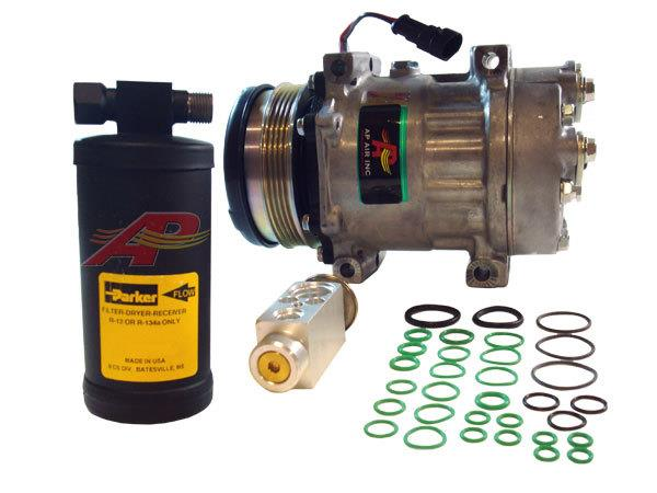 890-61841 - ***Complete compressor replacement Kit***, includes OEM Compressor, Drier, Exp Valve and O-rings.
