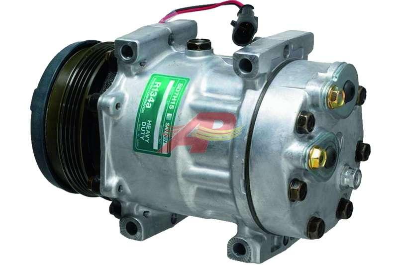 509-6184 - Compressor Original - Sanden SD7H15, 12v