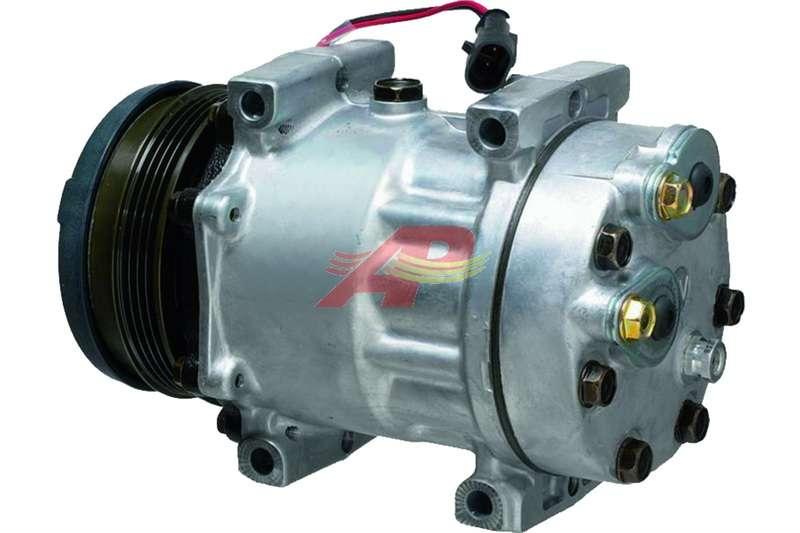 509-61843 - Compressor Aftermarket - Sanden SD7H15, 12v