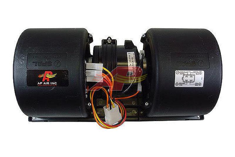 BM40154 - Blower Motor Spal, 12v, 3 Speed