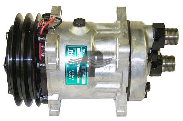 509-612 - Compressor Original - Sanden SD7H15, 12v