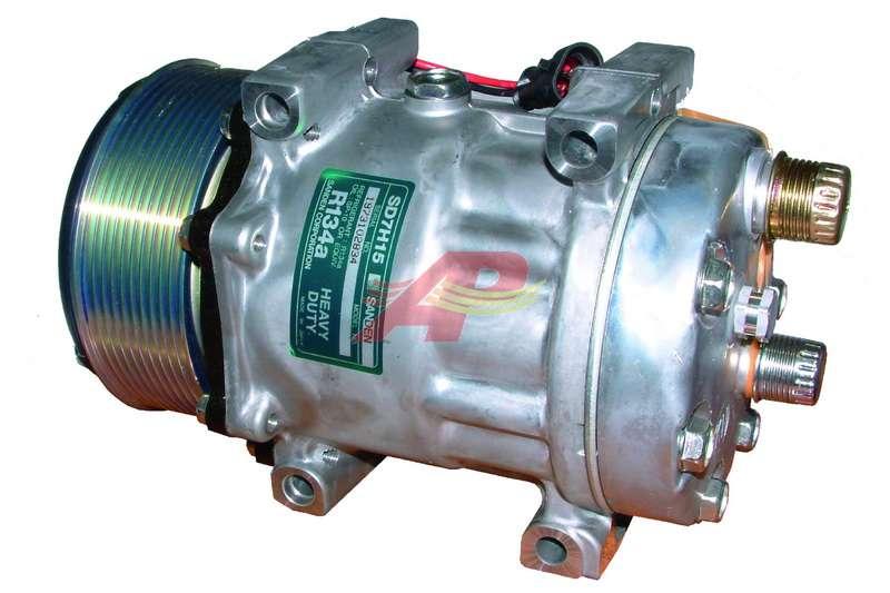 509-6471 - Compressor Original - Sanden SD7H15, 12v