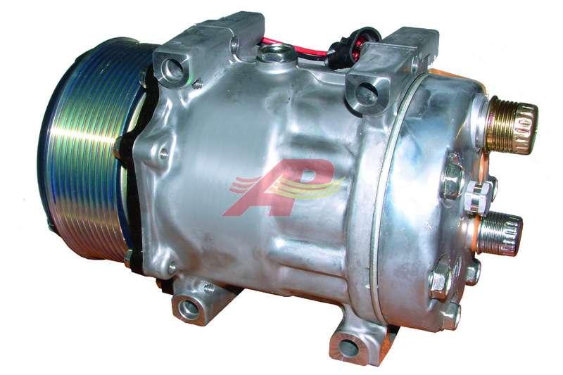 509-64713 - Compressor Aftermarket - Sanden SD7H15, 12v