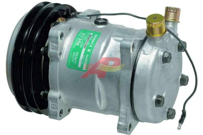 509-4225 - Compressor Original - Sanden SD5H14, 12v