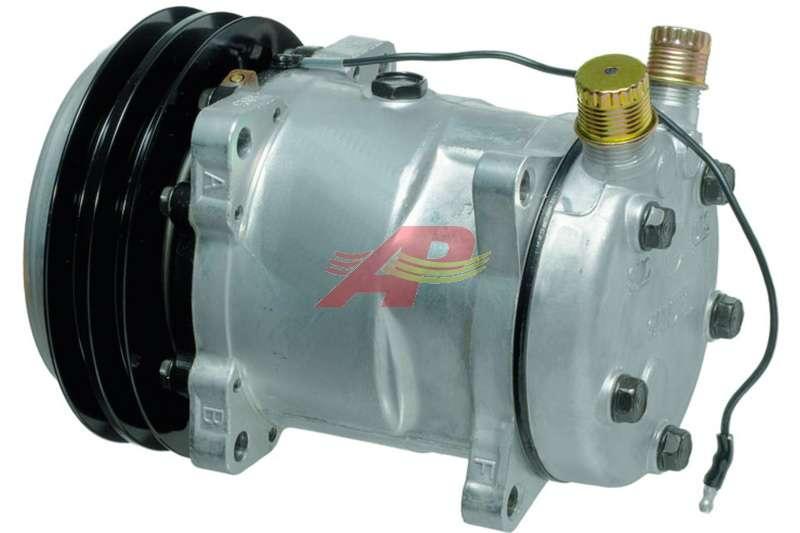 509-42253 - Compressor Aftermarket - Sanden SD5H14, 12v