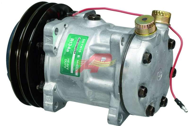 509-5556 - Compressor Original - Sanden SD7H15, 12v