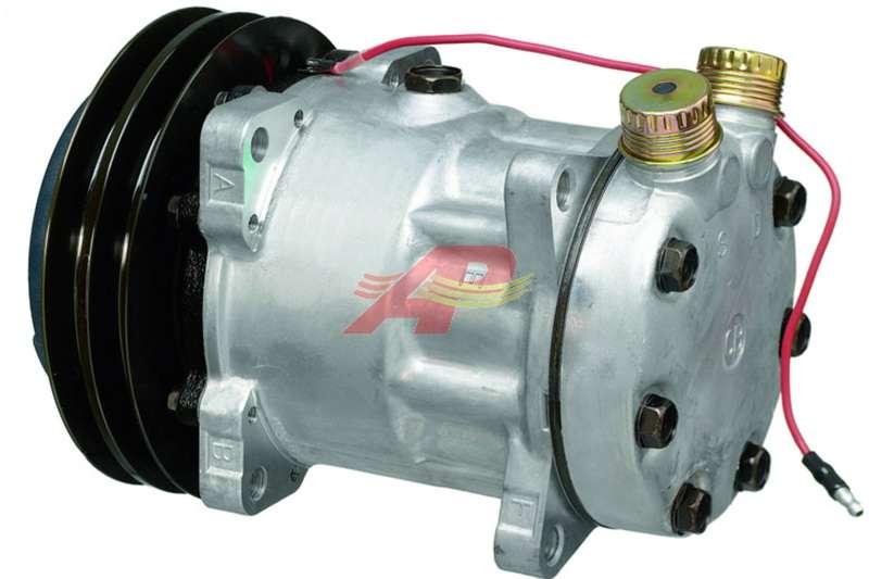 509-55563 - Compressor Aftermarket - Sanden SD7H15, 12v