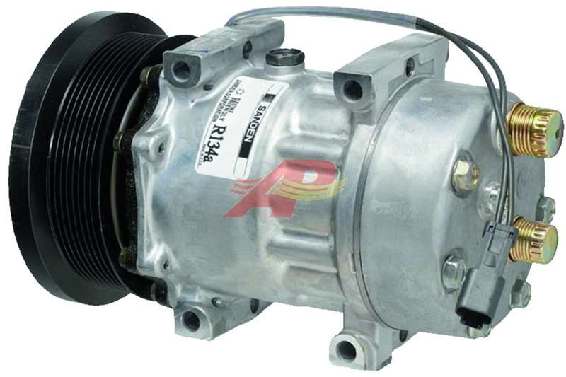 509-643 - Compressor Original - Sanden SD7H15, 12v