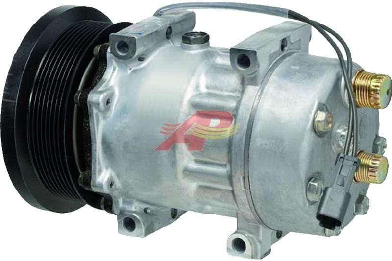 509-6433 - Compressor Aftermarket - Sanden SD7H15, 12v