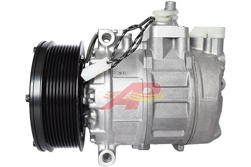 503-296 - Compressor Original - Denso 7SBU16C, 9 Grooves, 12v