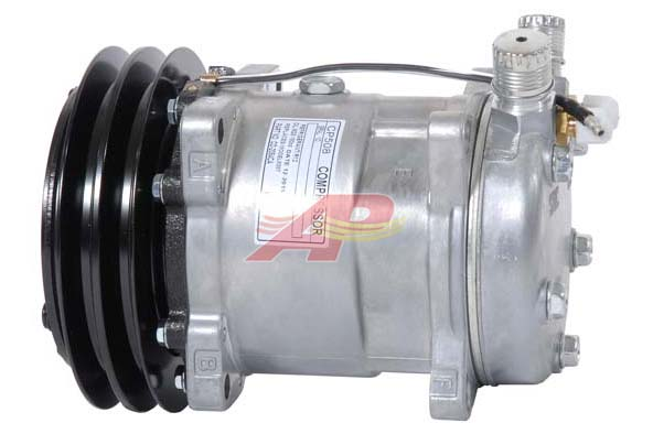 509-4013 - Compressor Aftermarket - Sanden SD508, 12v