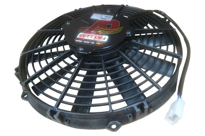 FA11235 - Condenser Fan Spal - 280mm (Ø Blades) - Pusher