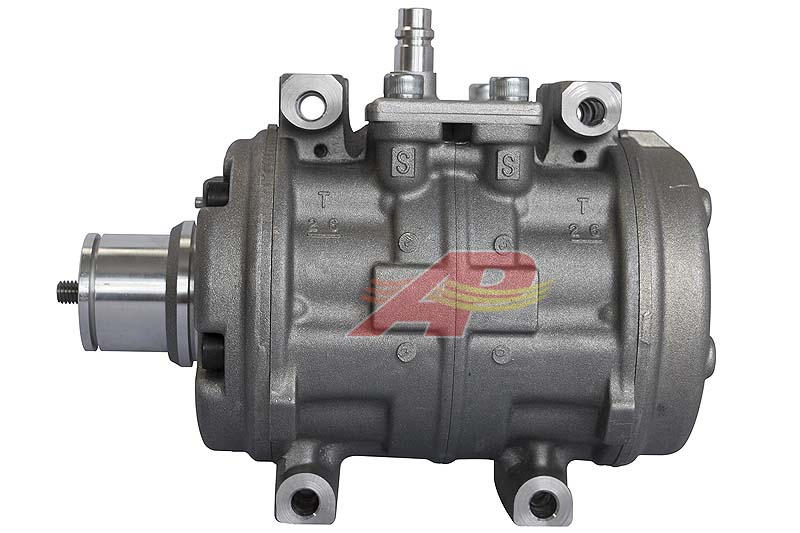 503-118 - Compressor Original - Denso 10P15C, New