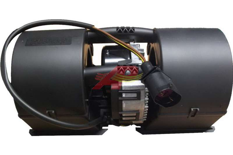 BM4160 - Blower Motor original OEM EBM Papst, Brushless, 13v, with OEM Fendt Connector