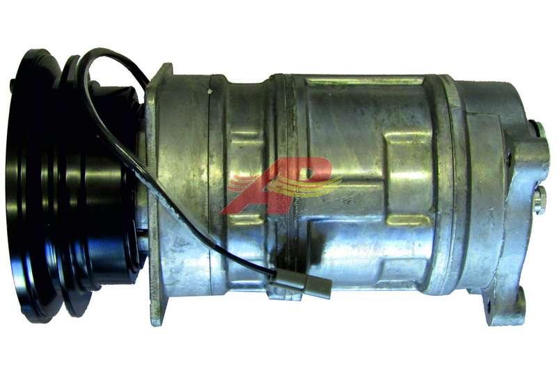 500-013 - Compressor Aftermarket New - Harrison GM A6/S6, 1 Groove, Ø 142mm, 12v