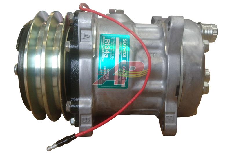 509-3981 - Compressor Original - Sanden SD7H13, 12v
