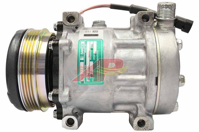 509-6398 - Compressor Original - Sanden SD7H15, 12v