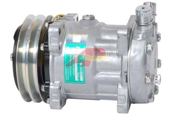 509-4347 - Compressor Original - Sanden SD7H15, 24v