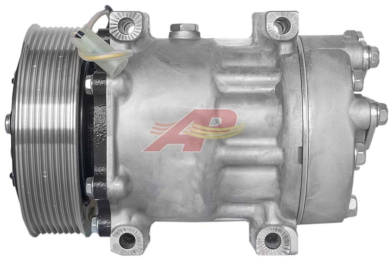 509-6468 - Compressor Original - Sanden SD7H15, 24v