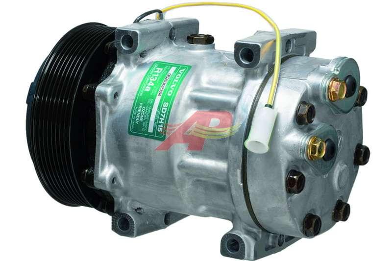 509-6188 - Compressor Original - Sanden SD7H15, 24v