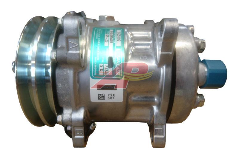 509-394 - Compressor Original - Sanden SD5H09, 12v