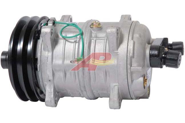 506-7843 - Compressor Aftermarket - Seltec TM-16HD, 2 Grooves, 24v